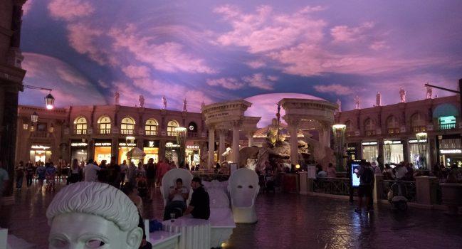 Impressionen der Senioren-WM in Las Vegas