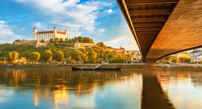 Mit der Amadeus Queen von Passau nach Budapest