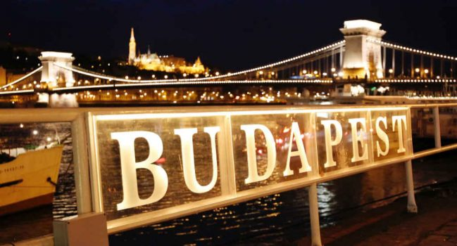 Unsere Hotels in Budapest
