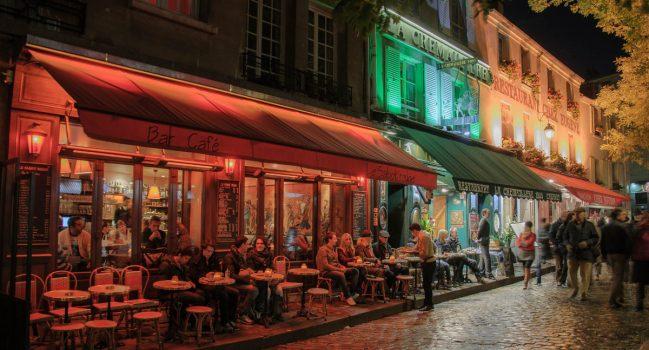 """Vorreise """"Paris – die Stadt der Liebe"""""""