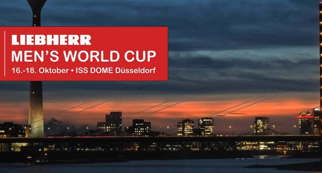 LIEBHERR Men´s World Cup in Düsseldorf 2020