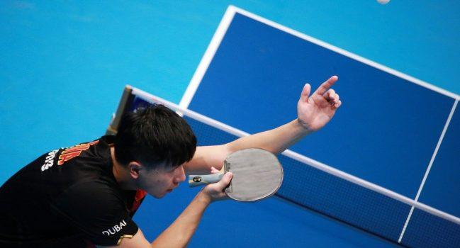Faszination Tischtennis